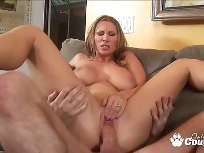 Housewife Devon Lee Puts Random Dick In Her Butt