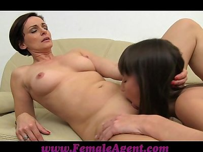 FemaleAgent MILF agent and her incredible orgasms