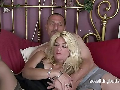 Kelly and Mat filmed their first porn video ever