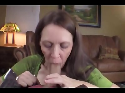 MOMSEX50.COM: son fucks all holes of his ugly mother