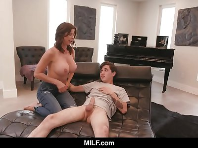 MILF - Alexis Fawx Plays Nurse With A Young Stud